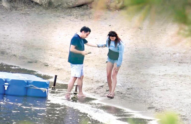 Nehir Erdoğan ile Renan Kaleli ilk kez görüntülendi